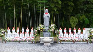 地蔵菩薩像開眼